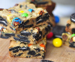 bars, Cookies, and m&ms image