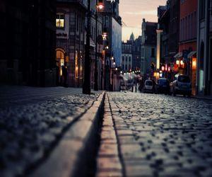 street and way image