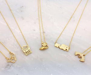 gold, small, and lovely image
