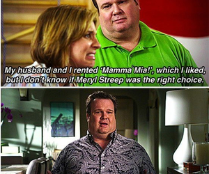 modern family, meryl streep, and funny image