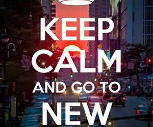 keep calm, new york, and city image