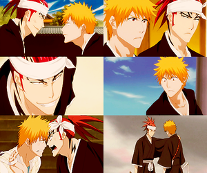 anime, kurosaki ichigo, and bleach image
