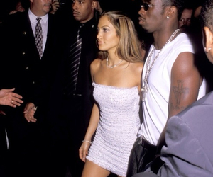 Jennifer Lopez and p diddy image