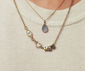 necklace and you image