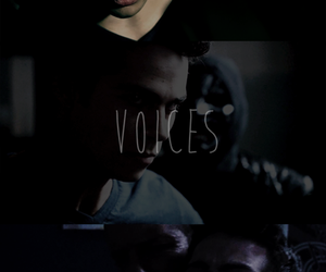 broken, mtv, and stiles image