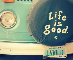 life, good, and car image
