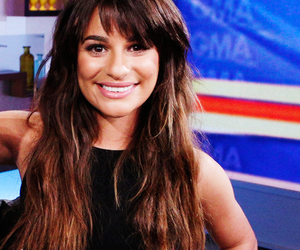 gorgeous, lea michele, and louder image