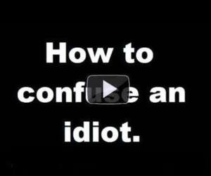 idiot, funny, and lol image