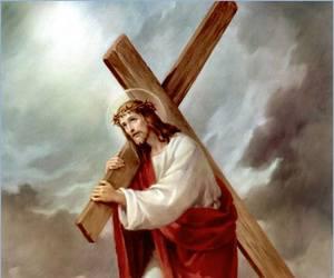 jesus christ, jesuschrist, and ingodwetrust image