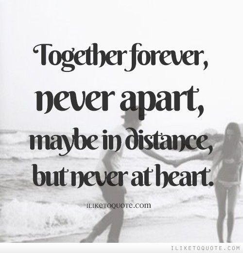 Together Forever Uploaded By Mau On We Heart It