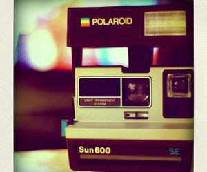 polaroid and pfotography image