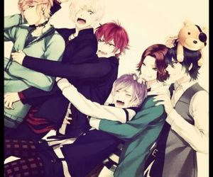 diabolik lovers, anime, and kanato image