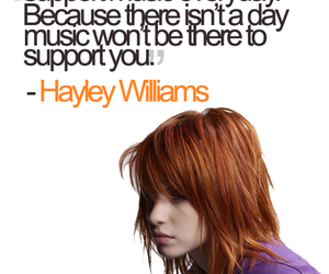 music, hayley williams, and paramore image