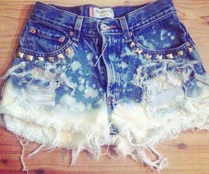 shorts, short, and jeans image