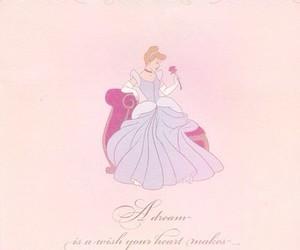 cinderella, disney, and pink image