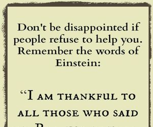 quote and einstein image