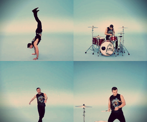 harry judd, McFly, and love image
