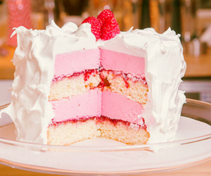 cake, sweet, and desserts image