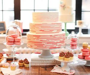 cake, food, and cupcake image