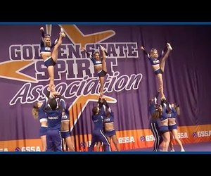 all-stars, Cheerleaders, and competition image