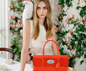 cara delevingne, model, and bag image