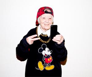 swag, grandma, and granny image