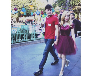 couples, liv & maddie, and liv rooney image