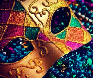 france, french, and mardi gras image
