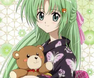 anime, teddy, and higurashi image