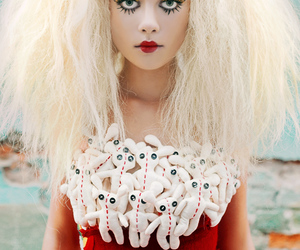 art direction, doll, and girl image