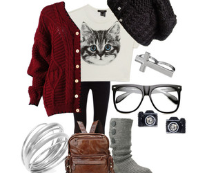 fashion, Polyvore, and sarahlizzybelle image