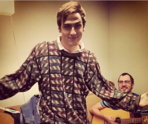 kendall schmidt, big time rush, and heffron drive image