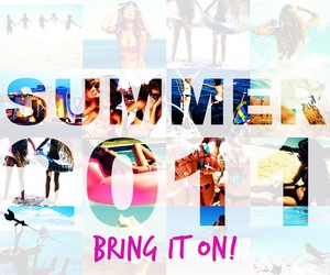 beach, bring it on, and Collage image