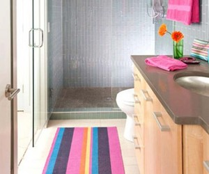 bath, bathroom, and child image