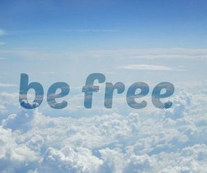 be free, boy, and free image