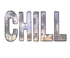 chill, overlay, and summer image