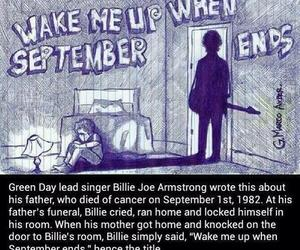 green day, billie joe armstrong, and sad image