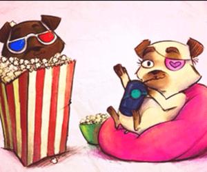 pewdiepie, cutiepiemarzia, and Edgar image