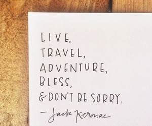 travel, quote, and adventure image