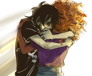 nico di angelo and hazel levesque image
