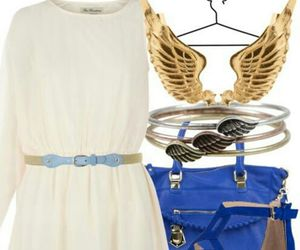 clothes, ideas, and wings image