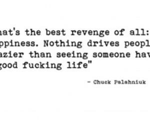 quote, revenge, and true image