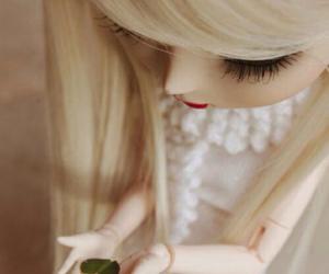 doll, beautiful, and fashion image