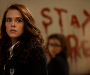 vampire academy, zoey deutch, and rose hathaway image