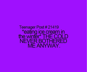 frozen, funny, and ice cream image