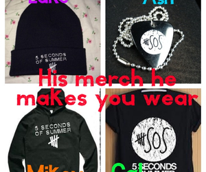 preferences, 5sos, and michael clifford image