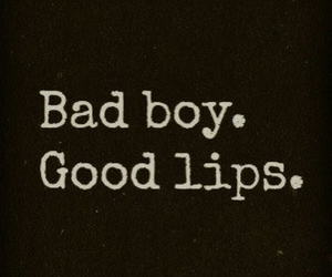 lips, boy, and bad image