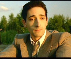 adrien brody and the pianist image