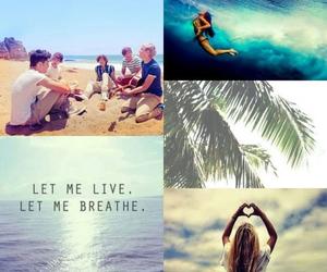 beautiful, breathe, and girl image