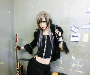 mejibray, mia, and visual kei image